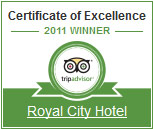 Royal City Hotel on Tripadvisor